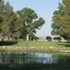 A view of the 4th hole at Rancho Sierra Golf Course
