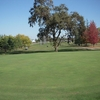 A view of the 1st green at Indian Creek Country Club