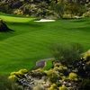 A view of the 14th green and fairway at The Mountains Course (courtesy of Bighorn Golf Club)