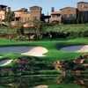 A view of the clubhouse from The Bridges At Rancho Santa Fe