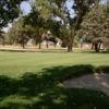 A view of the 4th green at Desert Aire Golf Course