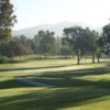 A view from tee #2 at Simi Hills Golf Course