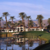 A view of the clubhouse at Plantation Golf Course