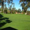 A view of hole #5 at Lomas Santa Fe Executive Golf Course