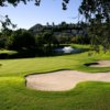 A view of green #12 at San Vicente Inn & Golf Club