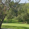 A view of a green at Western Hills Golf & Country Club