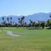 A view of a fairway at Desert Princess Country Club