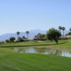 A view over the water from Desert Princess Country Club