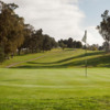A view of a green at Contra Costa Country Club