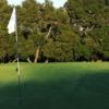 A view of a hole at Menlo Country Club