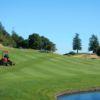 A view of a fairway at Fountaingrove Golf & Athletic Club