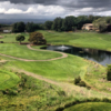 A cloudy view from Fountaingrove Golf & Athletic Club