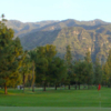 A view from Azusa Greens Country Club