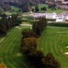 Aerial view from California Country Club