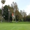 A view of the 9th hole at Arroyo Seco Golf Course