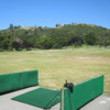 A view from the driving range tees at Verdugo Hills Golf Course