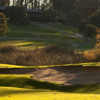 A view over a bunker at Blacklake Golf Resort