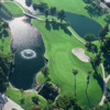 Aerial view from Cerritos Iron-Wood Nine Golf Course (City of Cerritos)