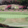 A view of a hole at Rolling Hills Country Club