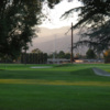A view from Glen Oaks Golf & Racquet Club