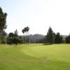 A view of a green at Via Verde Country Club