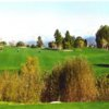 A view of a fairway at Aliso Viejo Country Club