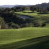 A view from a tee at Tijeras Creek Golf Club