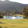 A sunny day view from Fountains Course at Welk Resort San Diego