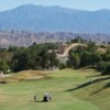 A view of the 8th fairway at Mountain from Moreno Valley Ranch Golf Club
