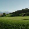 A view of a green at Moreno Valley Ranch Golf Club