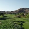 A view from a tee at Moreno Valley Ranch Golf Club