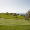 A sunny day view from Coyote Creek Golf Club