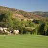 Maderas GC: View from the par-5 finishing hole (Aidan Bradley)