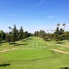 A view of a green at Bakersfield Country Club