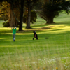 A view from Gleneagles Golf Club