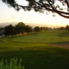 View of a hole at Ridgemark Golf & Country Club