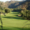 View of the 6th green at Malibu Golf Club