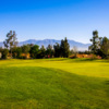 View of a green from the North course at Los Serranos Golf & Country Club