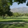 A view of a green at Pauma Valley Country Club