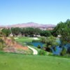A view from a tee at Spring Valley Lake Country Club