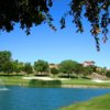 A view over the water from Spring Valley Lake Country Club