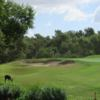 Bunkered green at Strawberry Farms Golf Club