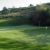 A sunny day view of a green at Dove Canyon Country Club