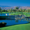 View of the 17th green from the Palms course at Marriott's Desert Springs Resort