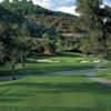 A view from a tee at Pala Mesa Resort