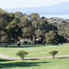 A view from Mare Island Golf Club.