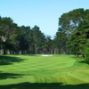 A view from a tee at Fleming Course at TPC Harding Park