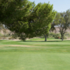 A view from a green at Marine Memorial Golf Course
