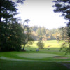 A view of a green at Eureka Golf Course.