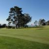 A view of a green at Morro Bay Golf Course.